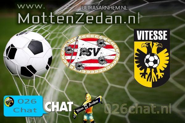 PSV - Vitesse (23/12/2017, 19:45 uur)