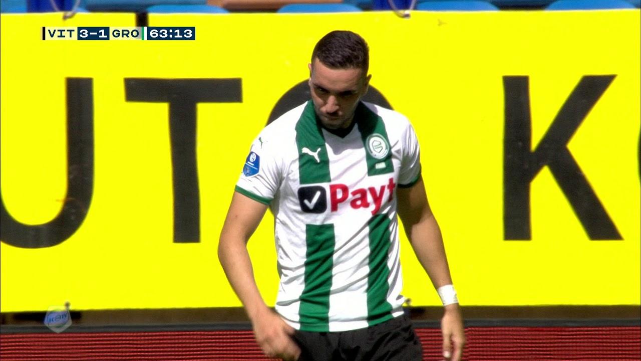 Samenvatting Vitesse - FC Groningen 5-1 (12-08-2018)