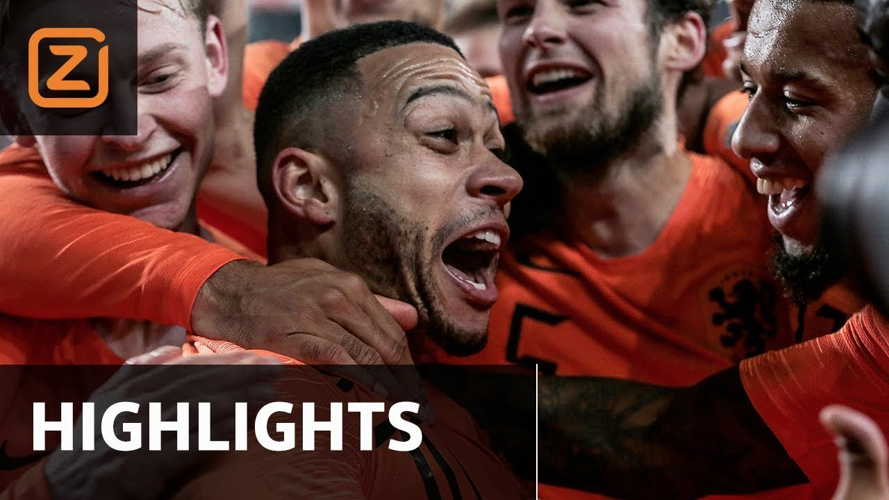 Samenvatting | Nederland - Frankrijk | 16/11/2018